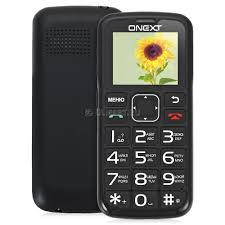 Мобильный <b>телефон ONEXT Care</b>-<b>Phone</b> 5 Black, черный, цена ...