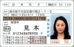 運転 免許 証