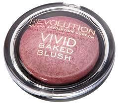 REVOLUTION <b>румяна</b> Vivid <b>Baked</b> Blusher — купить по выгодной ...