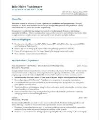 Digital Media Producer Sample Resume Stunning Like The Selected Highlights Section Resumes Pinterest