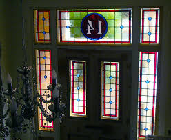 n front door new stained glass panels n front door new stained glass panels front door and side panels in new stained glass