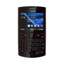 Nokia Asha 205 Dual SIM 1 year warranty ...