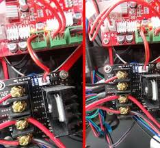 howto connect your hotbed and or extruder to a mosfet 3dprint wiki apply