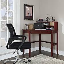 assembled office desks. Pre Assembled Office Furniture Inspirational Corner Laptop Writing Desk With Optional Hutch Cherry Desks N