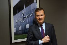 baselworld interview peter stas ceo of fr eacute d eacute rique peter stas ceo of freacutedeacuterique constant and alpina