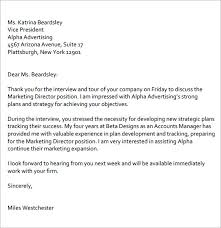 Gallery Of Sample Follow Up Email After Interview 10 Documents In