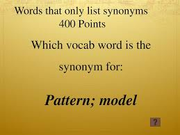 Synonym For Pattern Cool Decorating