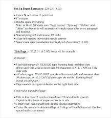 Apa 6th Edition Word Template Kierralewis Com
