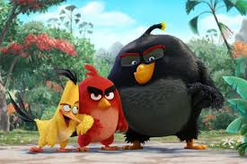 the birds of angry birds finally have their own finally might be the wrong word there e to think of it sony