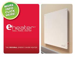 eheater the original energy saving wall panel heater