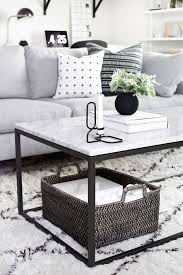 Coffee Tables With Basket Storage How To Perfect Your Coffee Table Game In 3 Simple Steps Front Main