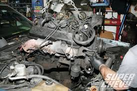 how to swap in a carb equipped ls engine super chevy magazine 1987 caprice 305 v8 engine