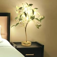led tree lamp led tree table lamp led tree table lamps wedding bedside table lights living led tree lamp