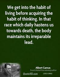 Albert Camus Death Quotes QuoteHD Awesome Daily Death Quotes