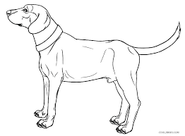 Dachshund Coloring Pages Dogs Page Dazzling Design Ideas Realistic