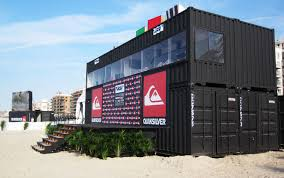 Container Design Quiksilver Pro Ny 2011 Container Structures Openbuildings