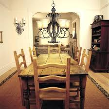 size of chandelier for dining table room stunning decor calculator