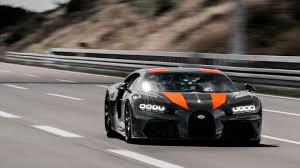 President stephan winkelmann told motor1.com the super sport 300+ will be limited to. Bugatti Chiron Super Sport 300 Incredible Record Automobili Eleganza