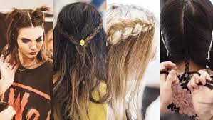 Hairstyles For Braids 47 Wonderful Coachella Hair By RCo Top 24 FestivalWorthy How To Hairstyles