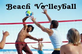 outdoor activities for adults. Outdoor Activities For Adults-Beach Volleyball Adults