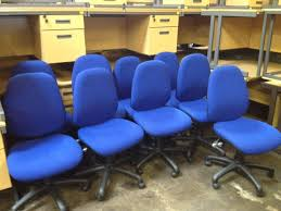 used office furniture chairs. Second Hand Beech Boardroom Table · Used Blue Chairs Office Furniture N