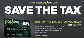 The Tax Free B H Credit Card Is Proof You Should Always Read