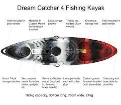 Dream Catcher Fishing Enchanting Fishing Kayaks Dream Catcher 32 Brisbane Tweed Heads