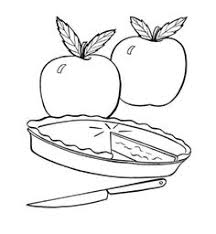 Small Picture Pumpkin pie coloring page Thanksgiving Arts Crafts for Kids
