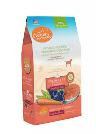 canine naturals grain free salmon vegetables recipe large breed all life ses dry dog food