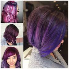 Purple Hair Style lavishing purple hair colors 2017 new hair color ideas & trends 8198 by wearticles.com