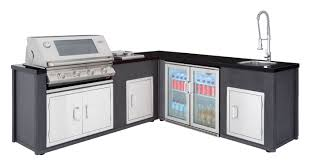 Modular Bbq Outdoor Kitchen Outdoor Kitchens Beefeater Barbecues