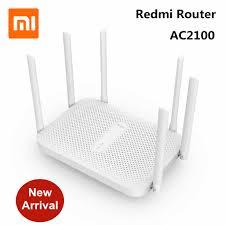<b>Original Xiaomi Redmi</b> AC2100 <b>Router</b> AC2100 2.4G 5.0GHz ...