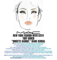 Mac Nyfw Ss14 For Tuesday September 10th Badgley Mischka Sophie