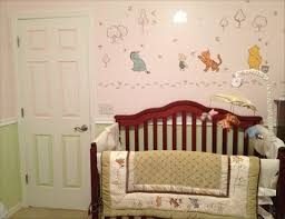 Attractive Classic Winnie The Pooh Nursery Ideas