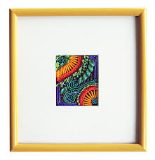 how to frame bead embroidery framed beadwork by robin atkins