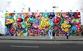 brooklyn street art kenny scharf jaime rojo 12