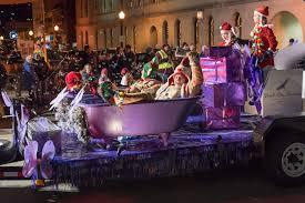 Baraboo Christmas Light Parade Downtown Baraboo Christmas Light Parade Travel Wisconsin