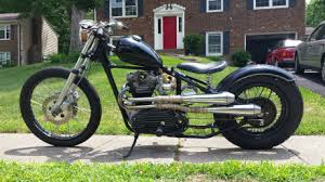 underrated triumph choppers