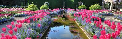 butchart gardens tours. Long Horizontal Butchart Gardens Tours