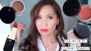 cle de peau i demo i clic makeup look i everyday edit