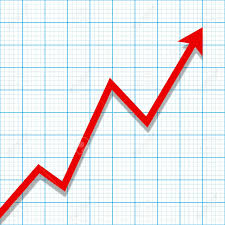 Chart Stock Photo Graph Paper With Profit Loss Chart