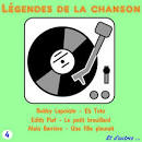 Legendes De La Chanson, Vol. 4
