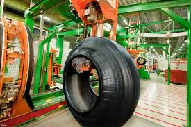 Tyre Manufacturing Process Flow Chart Pdf Pics Apollo Tyres Chennai Factory Detailed Report On The