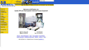 Design Plastics Inc Ab Plastics Inc Air Pollution Control Equipment