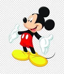 Mickey Maus Minnie Maus Donald Ente, Micky Maus, aime, Animierter Cartoon  png