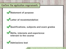 Tips For Asking For A Letter Of Recommendation How To Ask For A Letter Of Recommendation Through Email 10 Steps