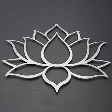 on metal lotus flower wall art with brushed lotus flower metal wall art lotus metal art lotus