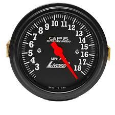 livorsi gps tattle tale 180 mph boat speedometer gauge gps180bkbk 1019921 2 jpg