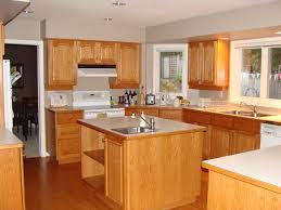 Light Wood Cabinets Kitchen Best Kitchen Cabinet And Countertop Combinations Outofhome