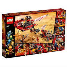 LEGO Ninjago 70677 Lund Bounty : Guter Kauf DE